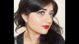 Classic Red lips Makeup Tutorial | corallista