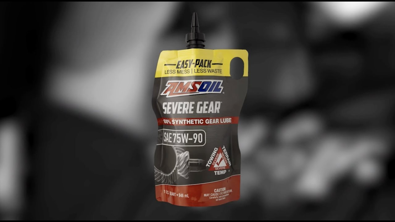 Amsoil Severe Gear 75w 90 >> Amsoil 75w 90 Severe Gear Synthetic Extreme Pressure Lubricant Svg