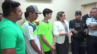 Atletas de futsal sub 15 venceram a Copa Ítalo Araújo em Limoeiro do Norte