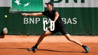 ATP Tennis - Top 10 Tallest Active Tennis Players [HD]