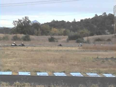 2012 Duffy Open Medford Oregon Vintage Kart Event