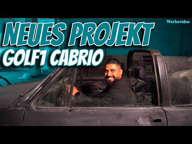 Neues Projekt - Golf 1 Cabrio