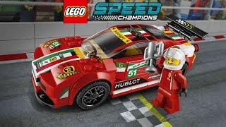 LEGO Speed Champions Game Video