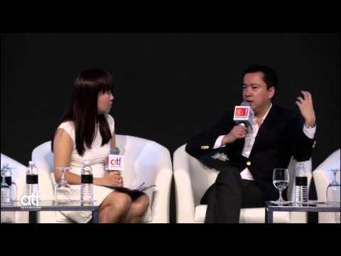 Asia Media Opening Keynote: Rising From The East - Huayi Brothers