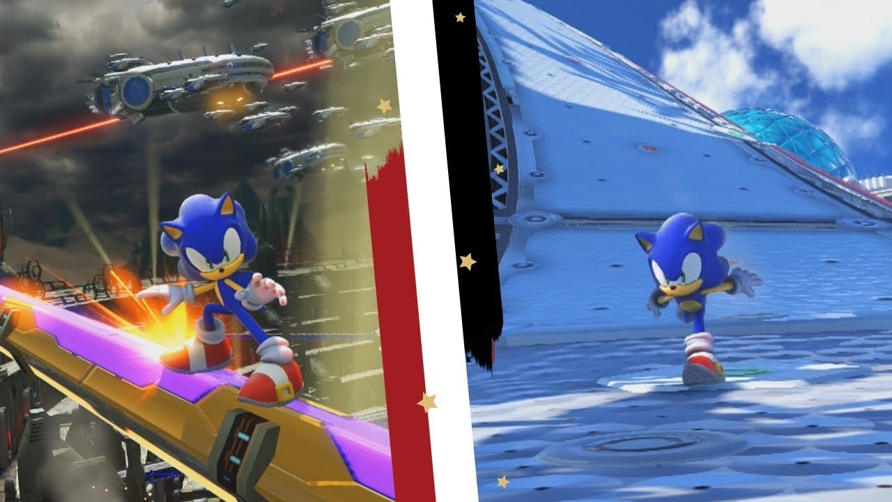 Sonic Forces Sonic Generations Mod – Articleblog info