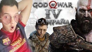 GOD OF WAR 4 MODO HISTORIA EN DIRECTO !! EPISODIO #1