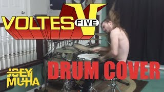 Download Voltes V Intro Theme Metal Drums! - JOEY MUHA MP3 song and Music Video