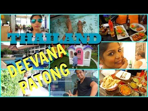 PHUKET Travel Vlog | Deevana Patong Resort & Spa | Tiger Kingdom Thailand | Jungceylon Mall phuket