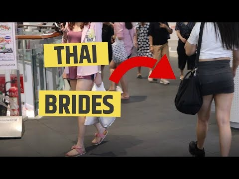 5 Reasons Why Thai Brides MIGHT Be The Perfect Wives