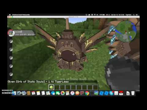 minecraft pokemon how to get full orb!!!!!!!