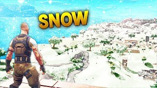 WATCH the NEW NATAL MAP! New SKIN SHOP! 🔴 Live Fortnite ITA