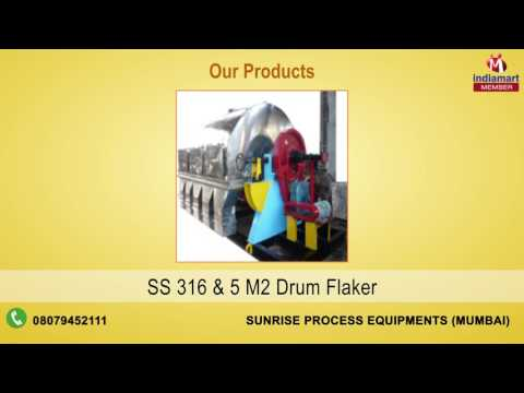 Chemical Equipment & Turnkey Projects By Sunrise Process Equipments, Mumbai