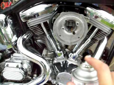 Harley EVO carburetor problem  YouTube