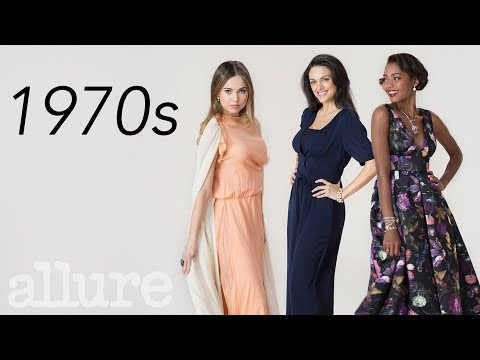100 Years of Oscars Fashion | Allure