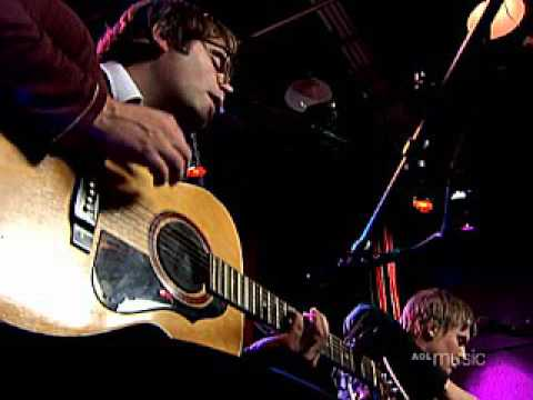 Death Cab For Cutie - The Sound Of Settling (AOL Originals)
