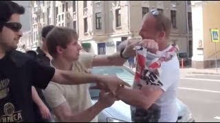 СтопХам боксёр и быдло
