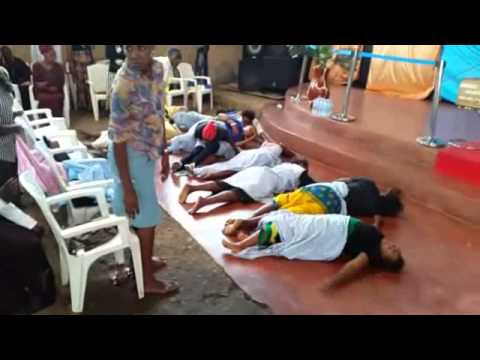 PROPHET BD OGILLO  the power of prayer  part 2  Arusha Tanzania