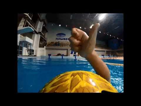 #PoolOnARoof - Вейкборд в бассейне (лебедка для вейкборда - своими руками)