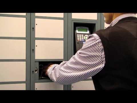 Electronic Asset Locker