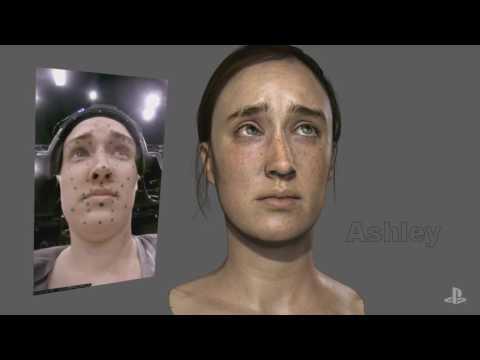 The Last Of Us Part II - Ellie's Motion Capture