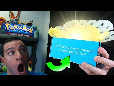 OPENING POKEMON CARDS MYSTERY BOX! (new)