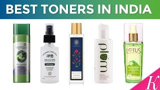 10 Best Toners in India with Price   Facial Toner   2017