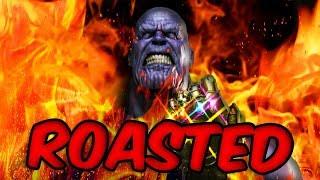 Thanos : ROASTED 🔥🔥🔥| #InfinityWarRoast *Spolier Alert...