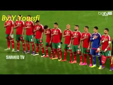 Hymnes national marocain / Wja3 trab / Yassine