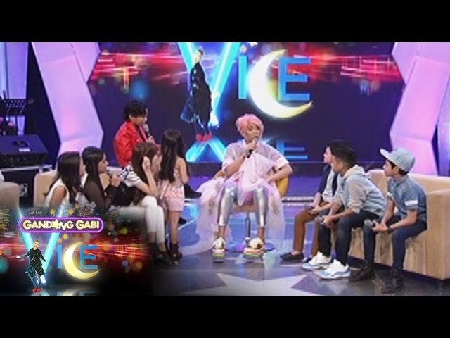 GGV: Xia Vigor reveals something about Justin Alva and AC Bonifacio