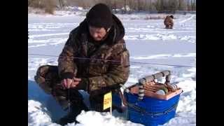 Чемпионат г.Оренбурга по зимней рыбалке