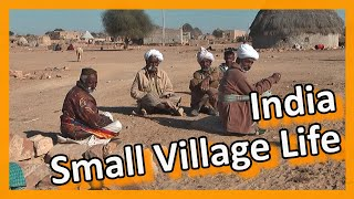 Traditional villages near Jaisalmer