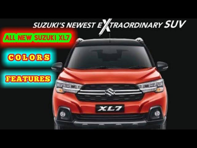suzuki xl7 colors features suzuki philippines all details youtube suzuki xl7 colors features suzuki