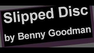 Https://www./user/nickariondo1/videosbenny goodman recorded his slipped disc around 1945 with an all-star jazz sextet. nick arranged this cl...