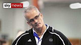 BREAKING: Former US Olympics coach found dead after sexual assault charges