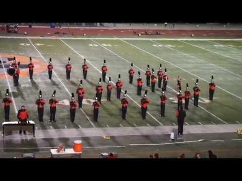 San Jacinto High School Marching Band-Shall We Dance 9/23