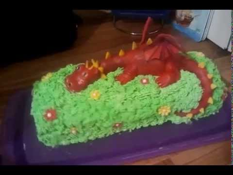 dragon cake drachen kuchen youtube. Black Bedroom Furniture Sets. Home Design Ideas