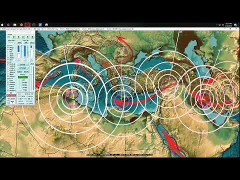 5/20/2018 -- Global Earthquake Forecast -- Possibility of NEXT STEP UP in activity -- Keeping watch