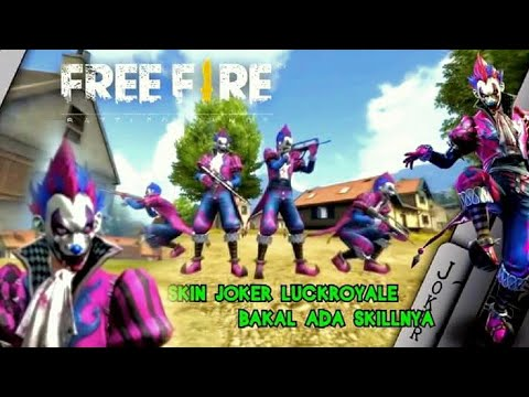 Joker Male Bundles In Lucky Royal Free Fire