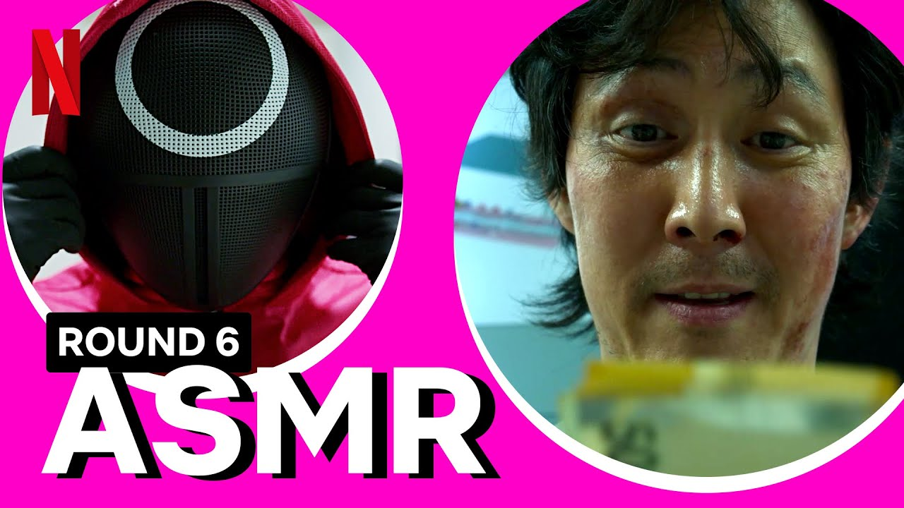 ASMR com sons de Round 6 | Netflix Brasil