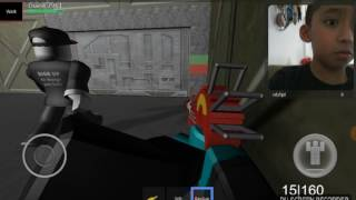 roblox places/survive and kill the killers in área 51 in roblox/we found the SVD and the Ray gun