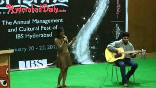 Trishna 2012 - IBS Hyderabad. Suro Ka Sangam - Aawara Bhawren Jo Hole Hole Gaaye