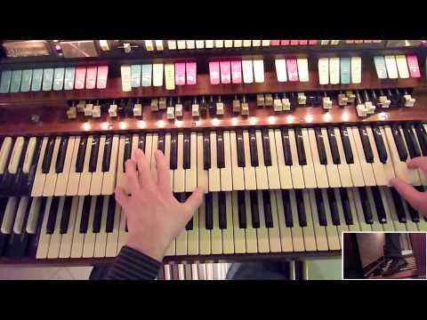 Play A Simple Melody - Hammond Elegante.m4v