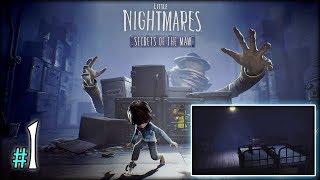 """LITTLE NIGHTMARES: Secrets of the Maw [PS4] #1 - """"Zbiegły dzieciak"""""""