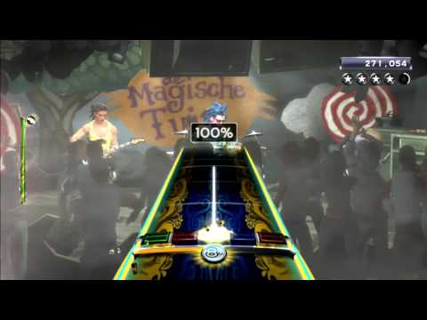 Rock Band 3: Through The Fire and Flames 100% FC Expert Guitar