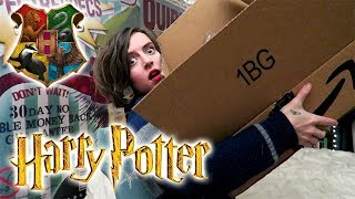 HUGE Harry Potter Unboxing | Bed Bath and Beyond Haul 2018