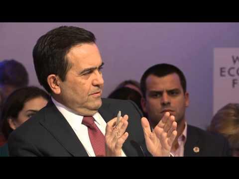 Davos 2015 - The Latin America Context