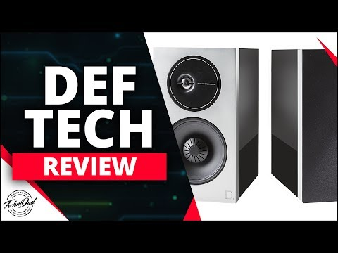 Definitive Technology Demand D11 Bookshelf Speaker Unboxing & Review
