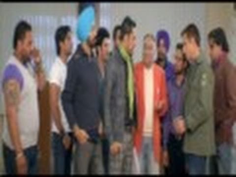 Jimmy And Gippy's Argument - Mel Karade Rabba Scene