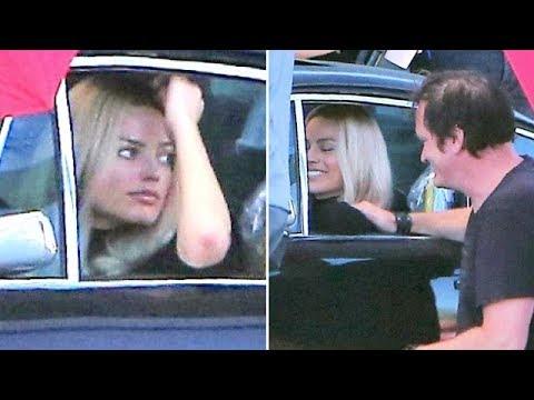 Margot Robbie Is A Spitting  Of Sharon Tate On Tarantino Set