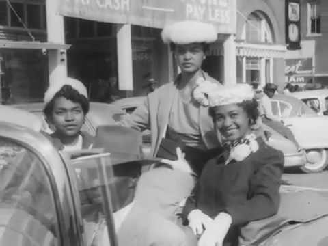 Separate, But Equal:  Rare Images from the Segregated South